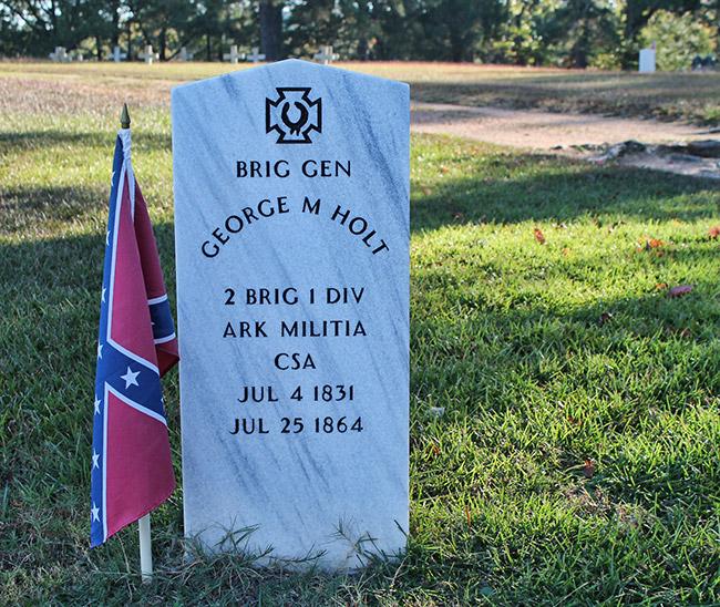 George M. Holt Gravesite