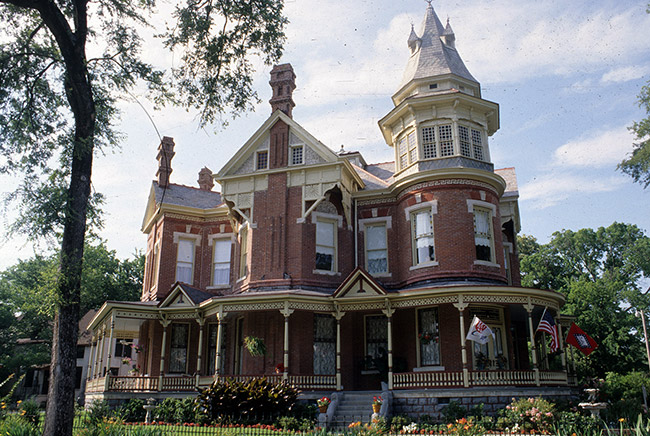 Hornibrook House
