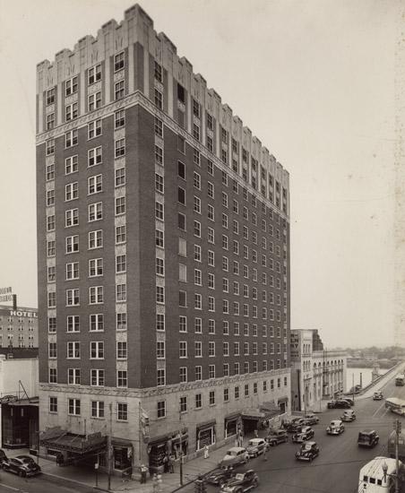 Hotel Ben McGehee