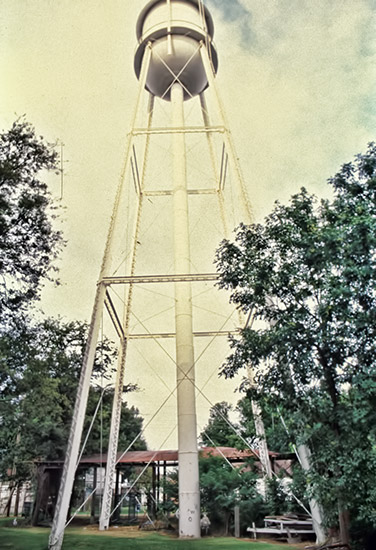 Hughes Water Tower