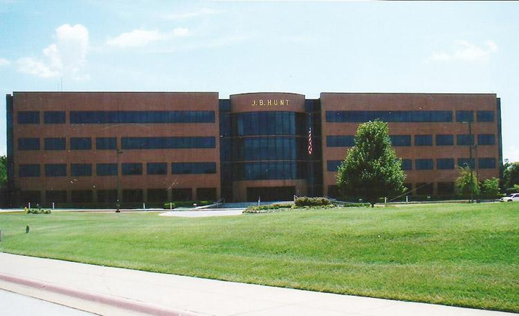 J. B. Hunt HQ