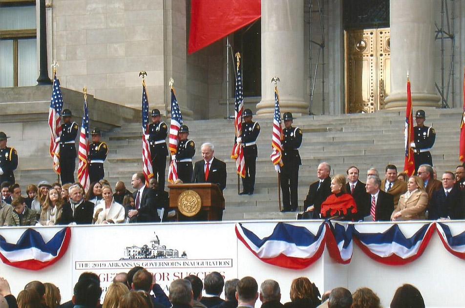 Hutchinson Inaugural Speech