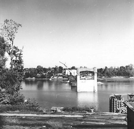 I-30 Bridge Construction