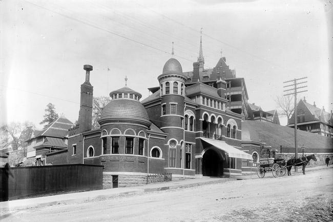 Imperial Bathhouse