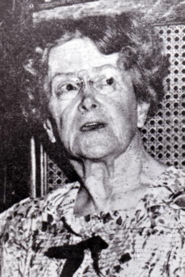 Inez Whitfield