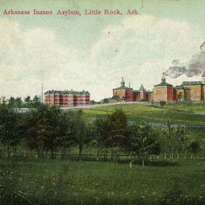 Arkansas Insane Asylum