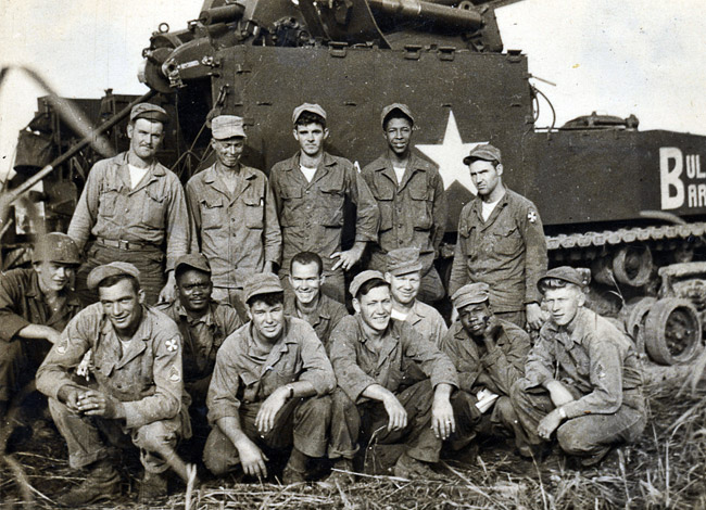 Integrated Unit in the Korean War