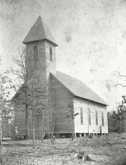 Ione Baptist Church