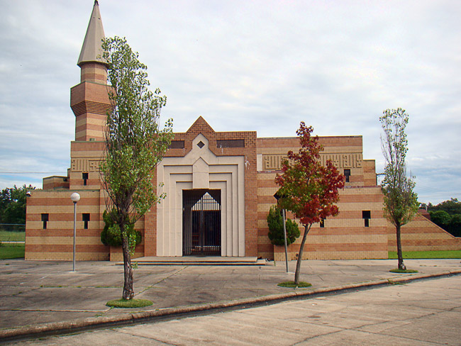 Islamic Center; Jonesboro