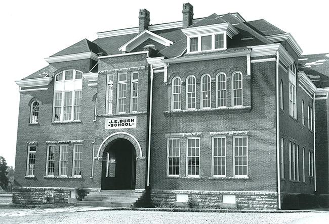 J. E. Bush School