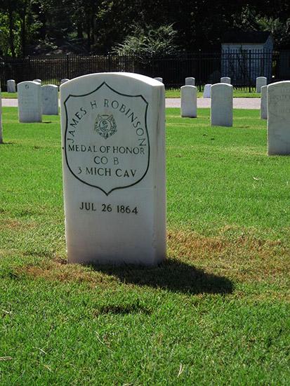 James Robinson Grave