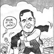 Jack Wilson Holt Sr. Cartoon