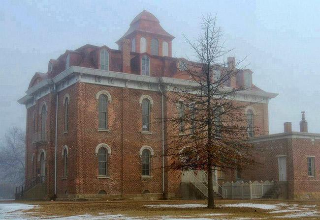 Jacksonport State Park Museum