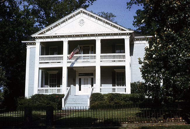 James C. Tappan House