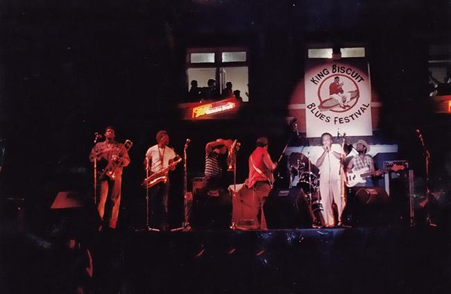 James Cotton Blues Band