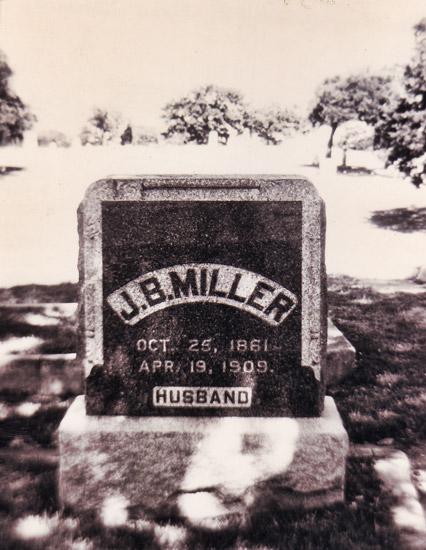 Jim Miller Grave