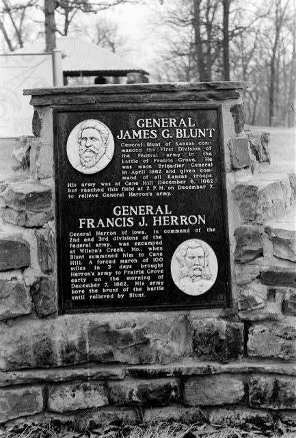 Blunt-Herron Monument