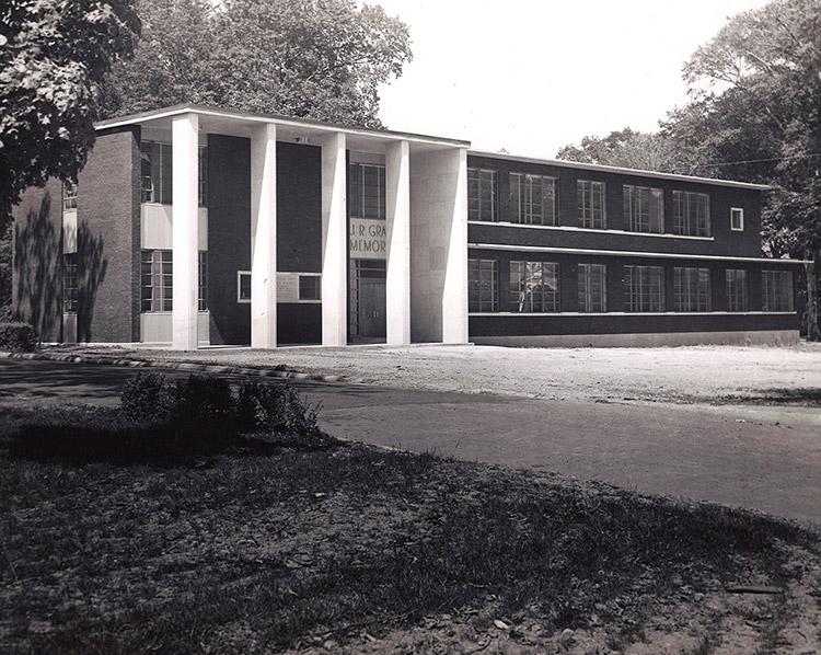 J. R Grant Memorial Hall