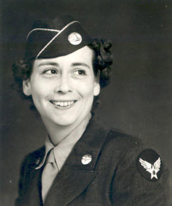 Jane Ross, WAC