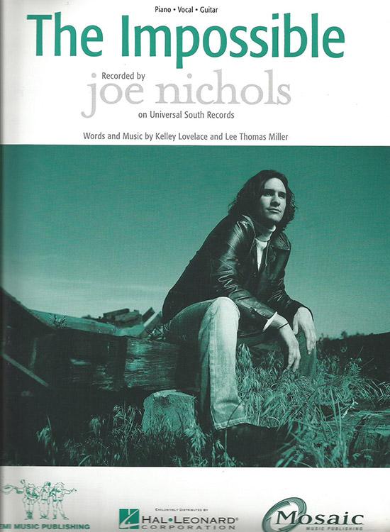 Joe Nichols Music