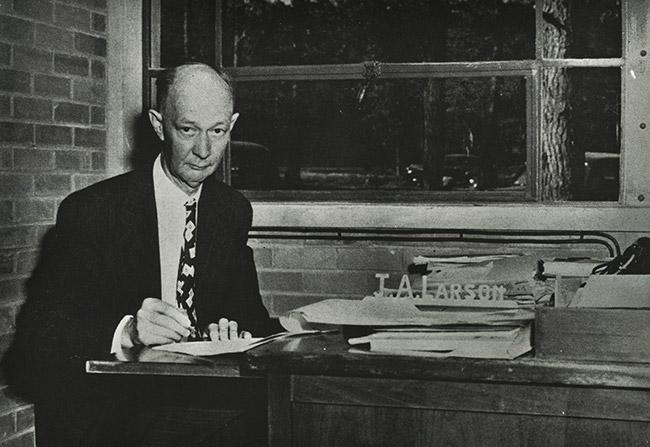 John A. Larson