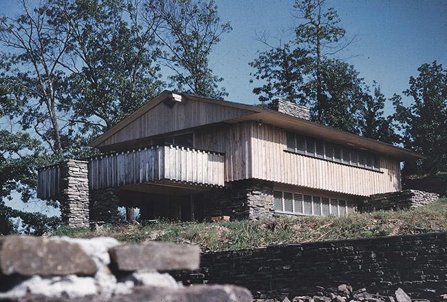 E. Fay and Gus Jones House