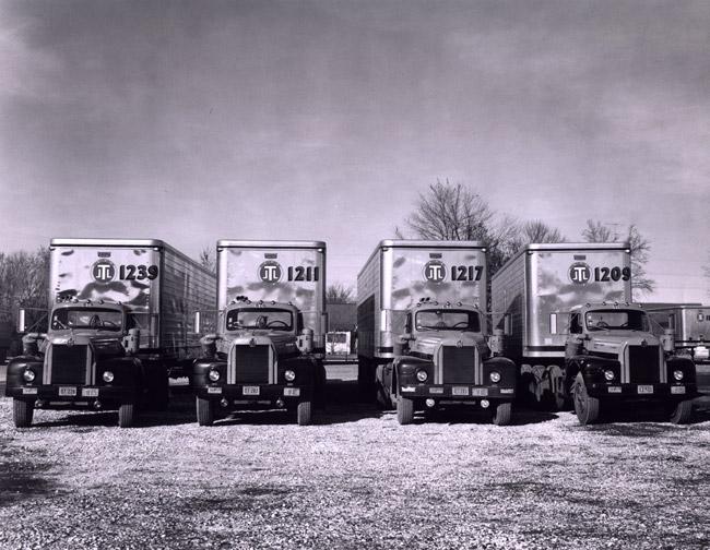 Jones Truck Lines