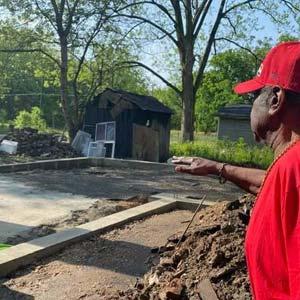 Jones Rebuilding
