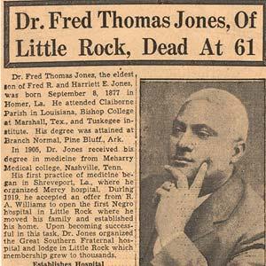 Jones Death