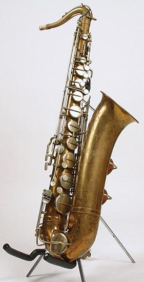 Louis Jordan's Saxophone