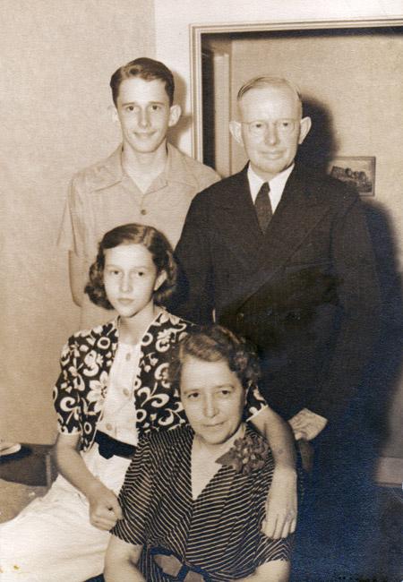 Joseph Hunter and Family