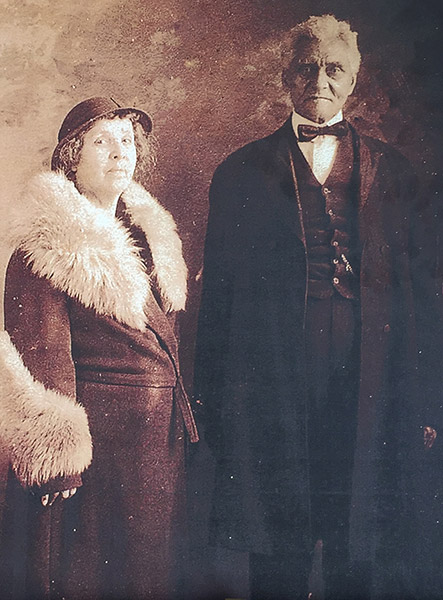 Josephine and Samuel Pankey