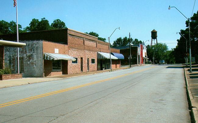 Judsonia Main Street