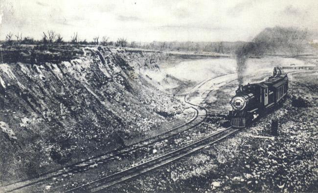KCS Railway near Gravette