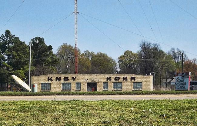 Radio Station KNBY