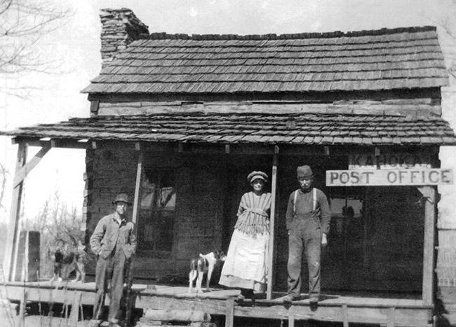 Kahoka Post Office