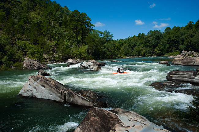 Cossatot River