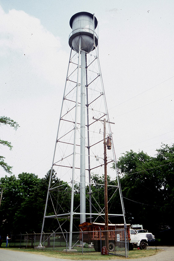 Keiser Water Tower