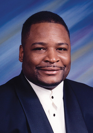Keith Jackson