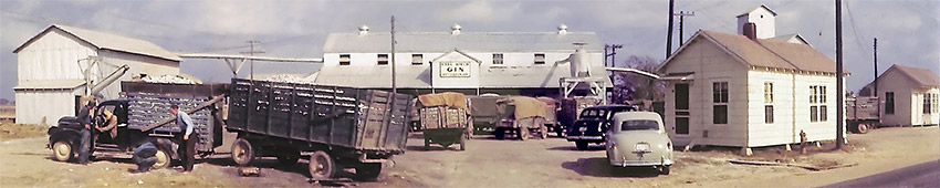 Earl Kiech Cotton Gin