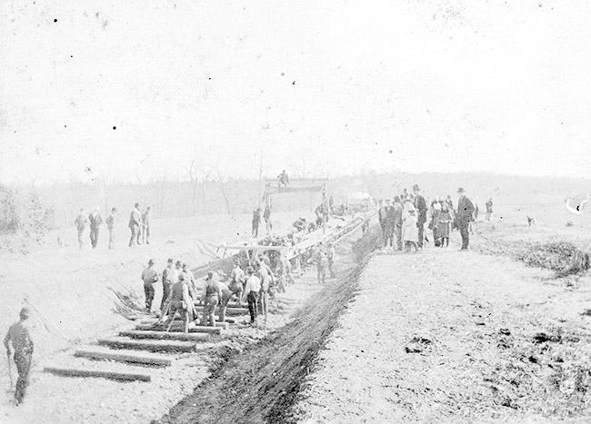 St. Louis and North Arkansas Railroad