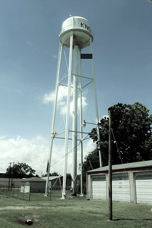 Knobel Water Tower