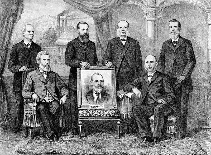 Knights of Labor Founders