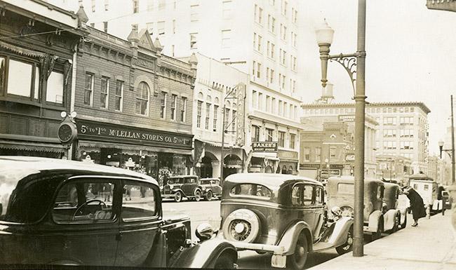 Little Rock, 1933