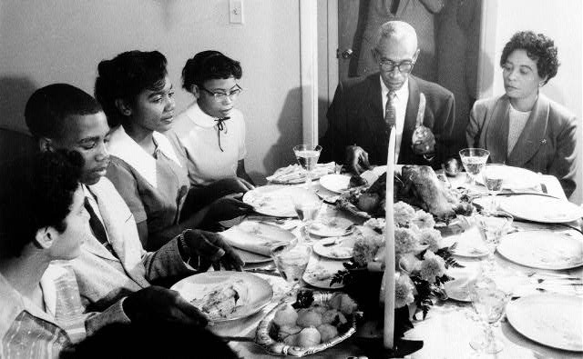 Little Rock Nine Thanksgiving