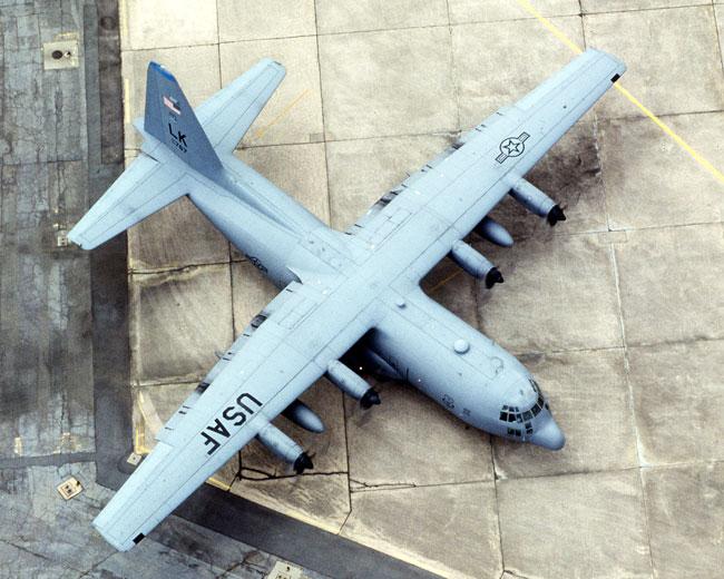LRAFB: C-130E Hercules