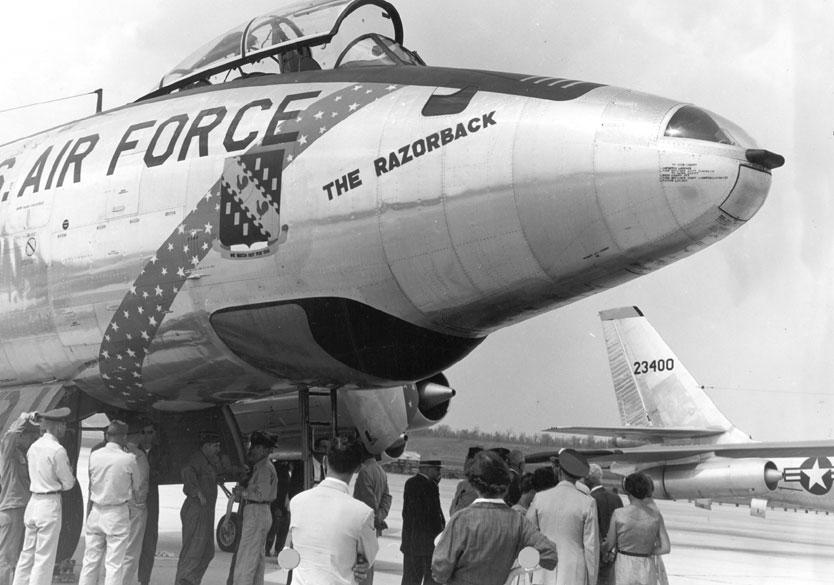 LRAFB: RB-47 Razorback