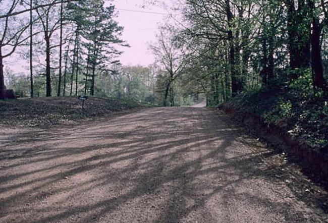 Short Mountain Road