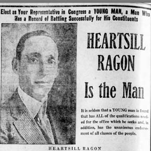 Heartsill Campaign Ad