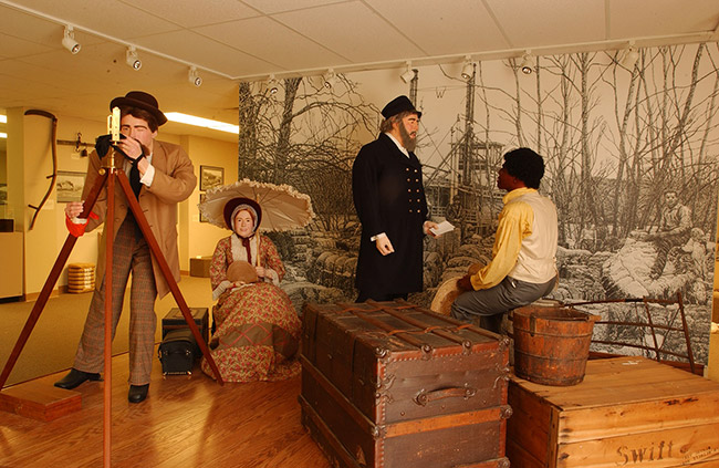Lower White River Museum